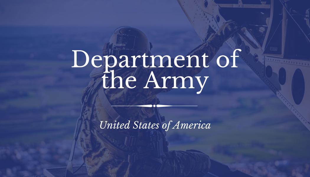 Slide 5 – Army