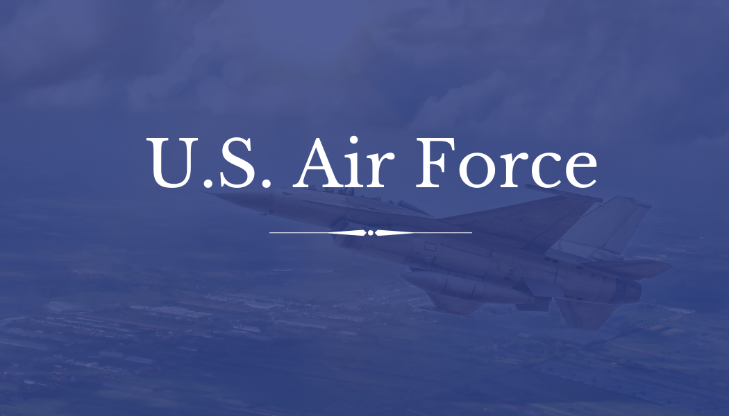 Slide 6 – Air Force