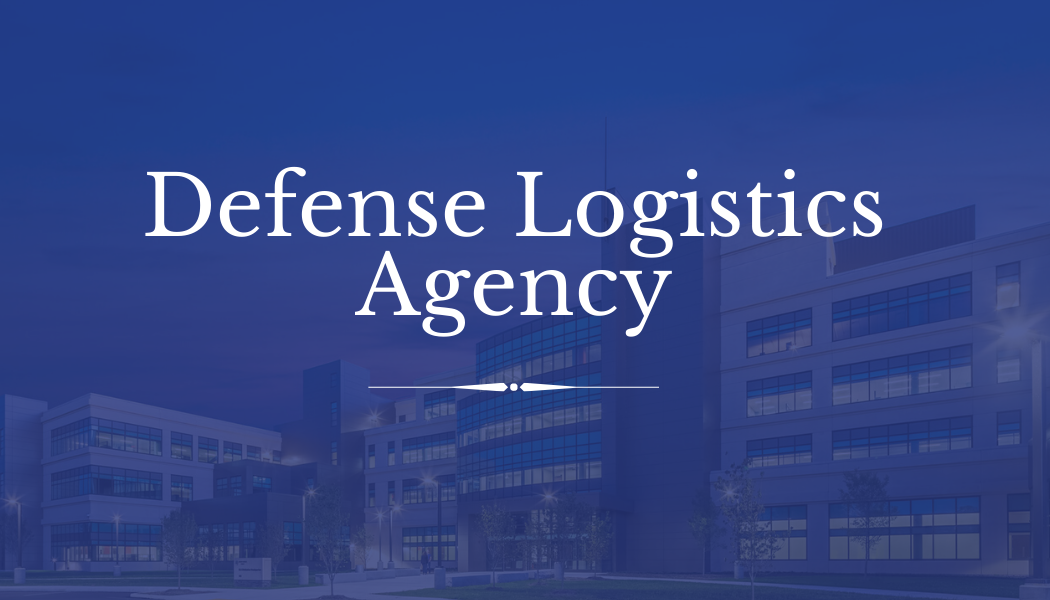 Slide 3 – Defense Logistics Agency